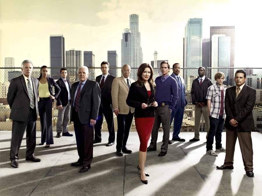 Major Crimes Cast