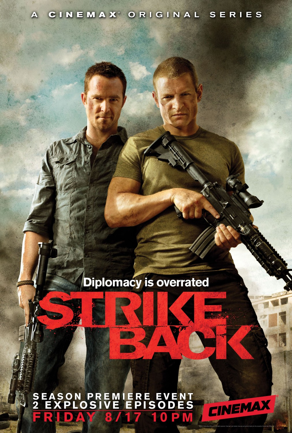 CINEMAX: Strike Back | TV | NEWS | TODAY | Page 2